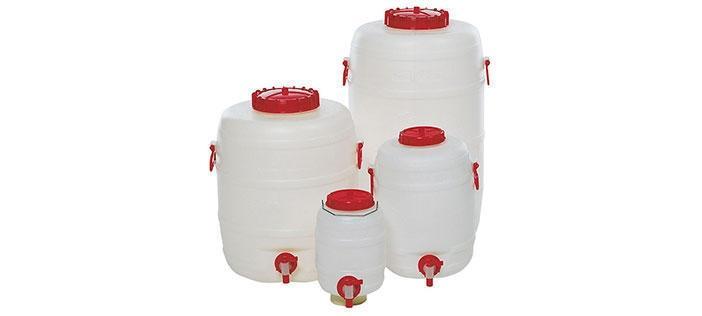 Förvarings- och doseringsbehållare