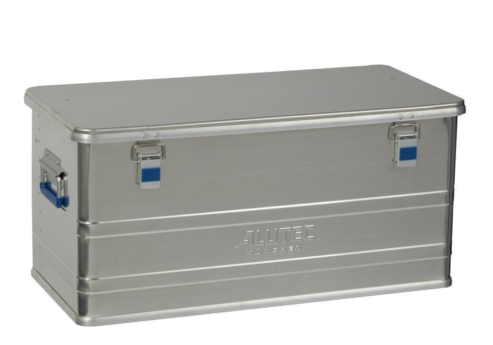 Aluminiumlåda Comfort, volym 92 liter