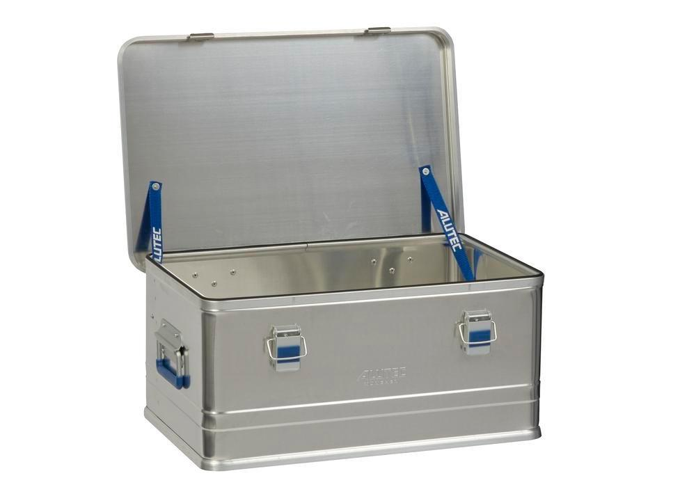 Aluminiumlåda Comfort, volym 48 liter