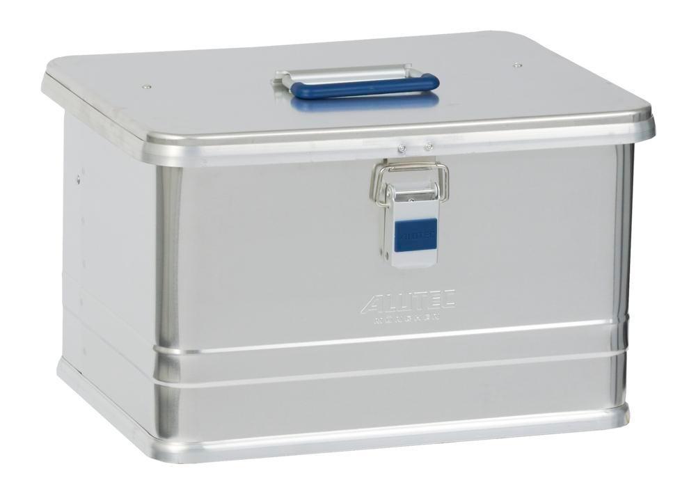 Aluminiumlåda Comfort, volym 30 liter