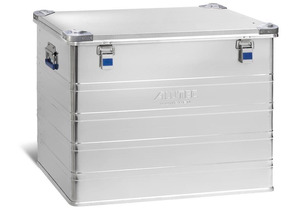 Aluminiumlåda Industry, volym 243 liter, staplingsbar