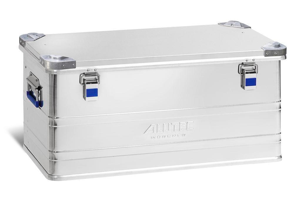 Aluminiumlåda Industry, volym 92 liter, staplingsbar