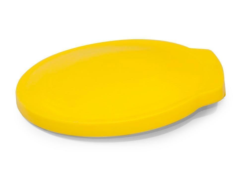 Lock av PE, universellt för runda fattrattar med Ø 645-650 mm